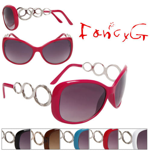 12 Assorted Unisex Fashion Sunglasses Vintage O UV 400 Protection