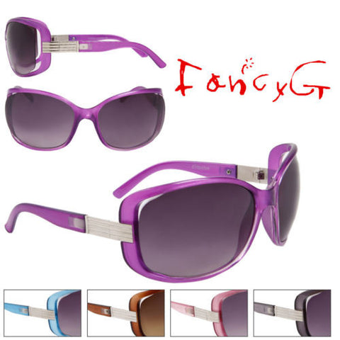 12 Assorted Unisex Fashion Sunglasses Fashion UV 400 Protection