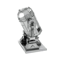 Fascinations Metal Earth 3D Laser Cut Steel Model Kit Star Wars R2-D2 Toy Gift
