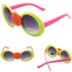 Kid Toy Costume Lovely Cute Fashion Cool Style UV 400 Sunglass Frame Eyewears