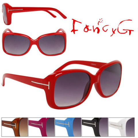12 Assorted Unisex Fashion Sunglasses Fashion T UV 400 Protection