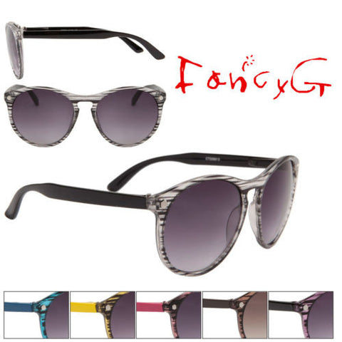12 Assorted Women Fashion Sunglasses Designer Inspired Style UV 400 Protection