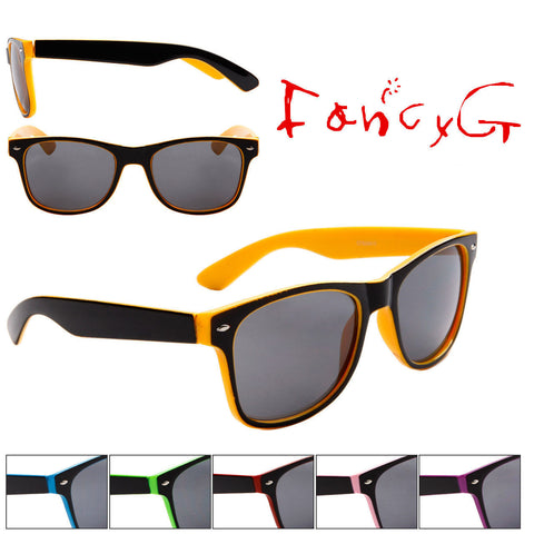 12 Assorted Fashion Sunglasses Unisex Classic Style UV 400 Protection