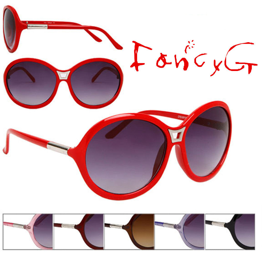 Women's Fashion Sunglasses Hot Rave Style Vintage Classic Look Assorted Package of 12