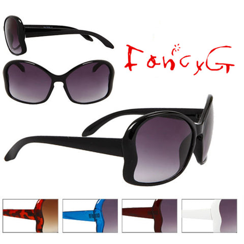 Women's Fashion Sunglasses 100% UV Protection Sun Shade Style Assorted Package of 12