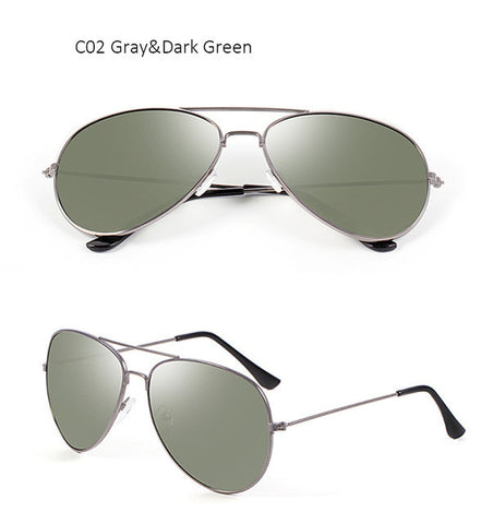 New Fashion Oversized Aviation Sunglasses Women Men Classic Coating Mirror Big Pilot Sun Glasses For Female