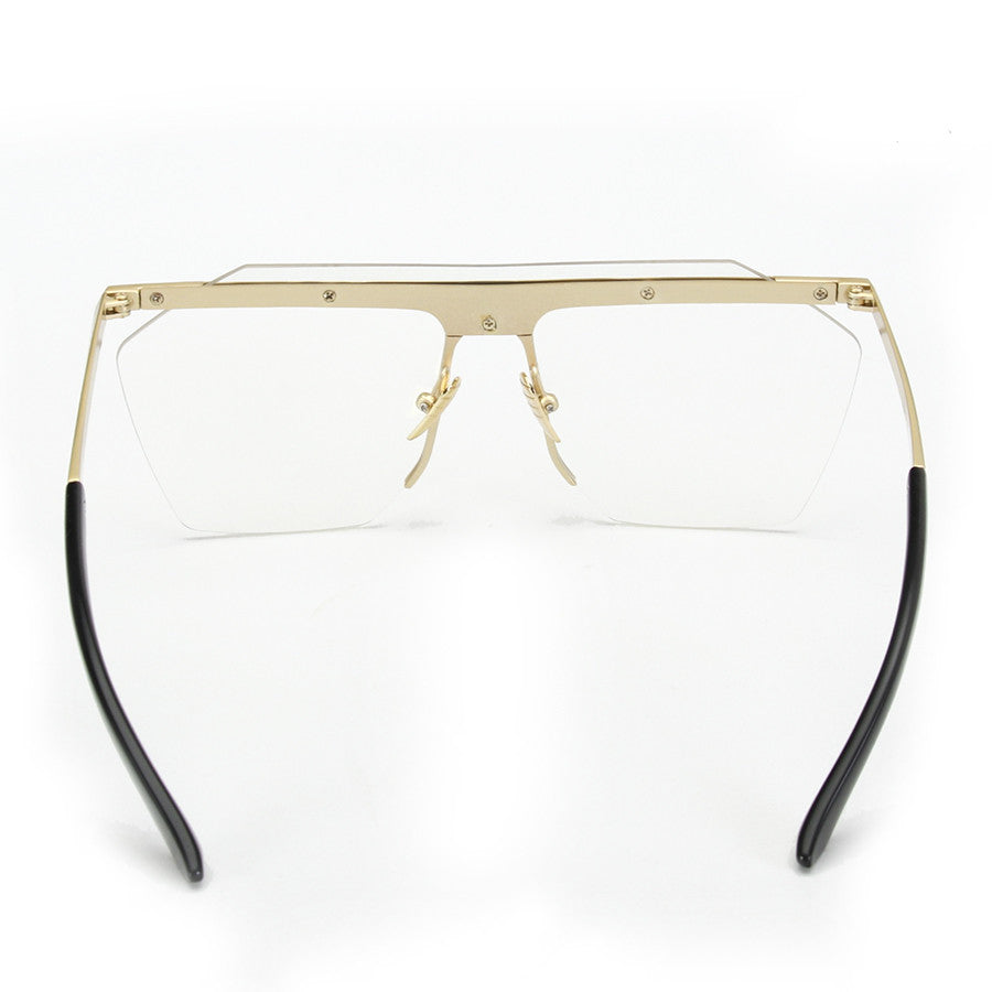 4b293f164b4 Classic Rimless Eyeglasses « One More Soul