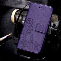 For iPhone 6 6s Case Retro Leather Wallet Flip Soft Cover Flower Phone Cases For iPhone 6 6S Plus Wallet Card Stand Holder