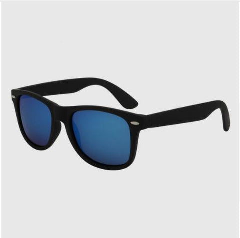 Fashion Brand Designer Men Polarized Sunglasses Men Retro Oval Driving Black Frame Eyewear Sun Glasses UV400