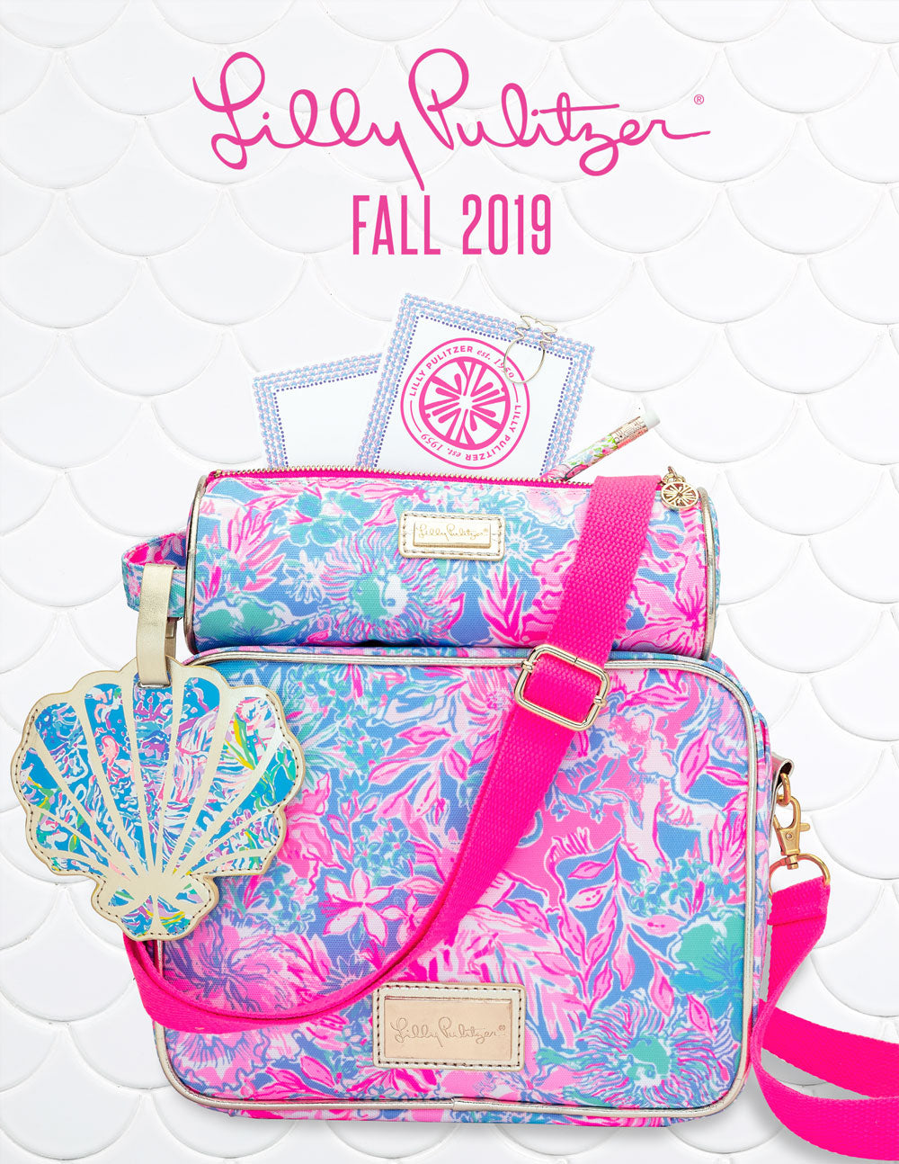 Lilly Pulitzer Fall 2019 Catalog
