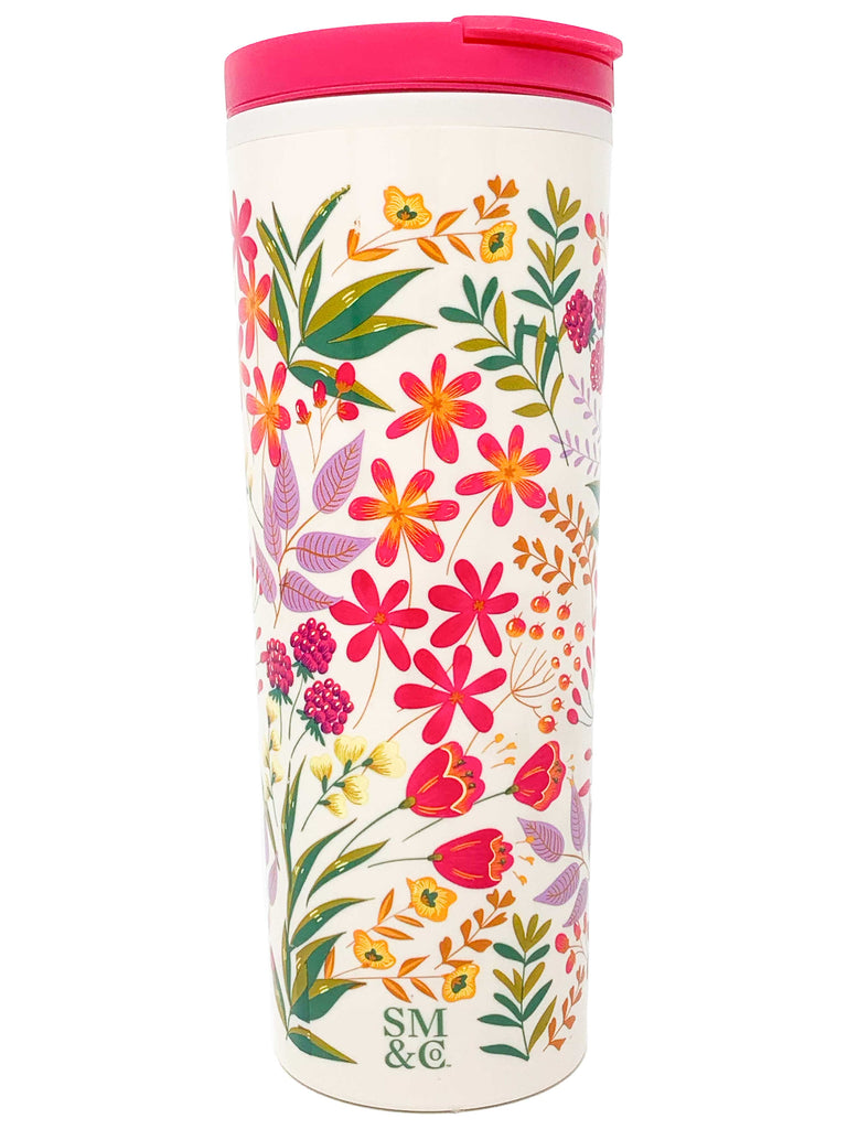 Steel Mill & Co. Thermal Mug, Wildflower