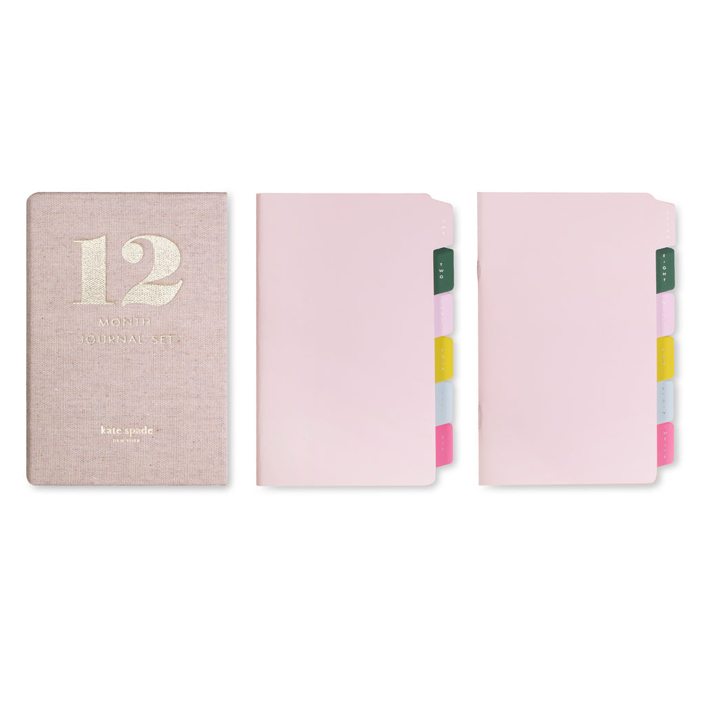 kate spade new york 12 Month Journal Set, Brand Colors