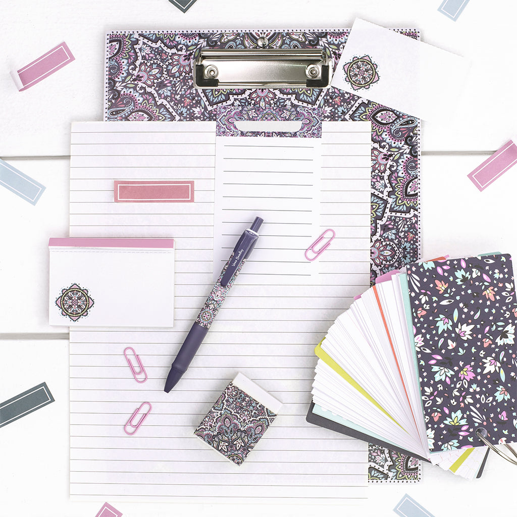 Vera Bradley Ink Pen Set, Summer 20 Medley