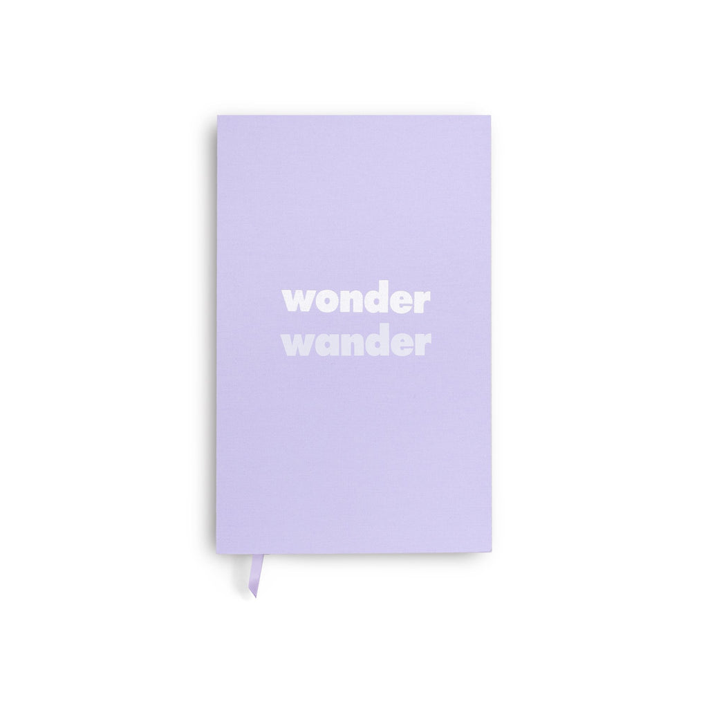 kate spade new york bookcloth journal, wonder wander
