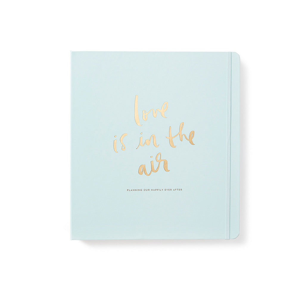 Bridal - Kate Spade New York Bridal Planner - Love Is In The Air