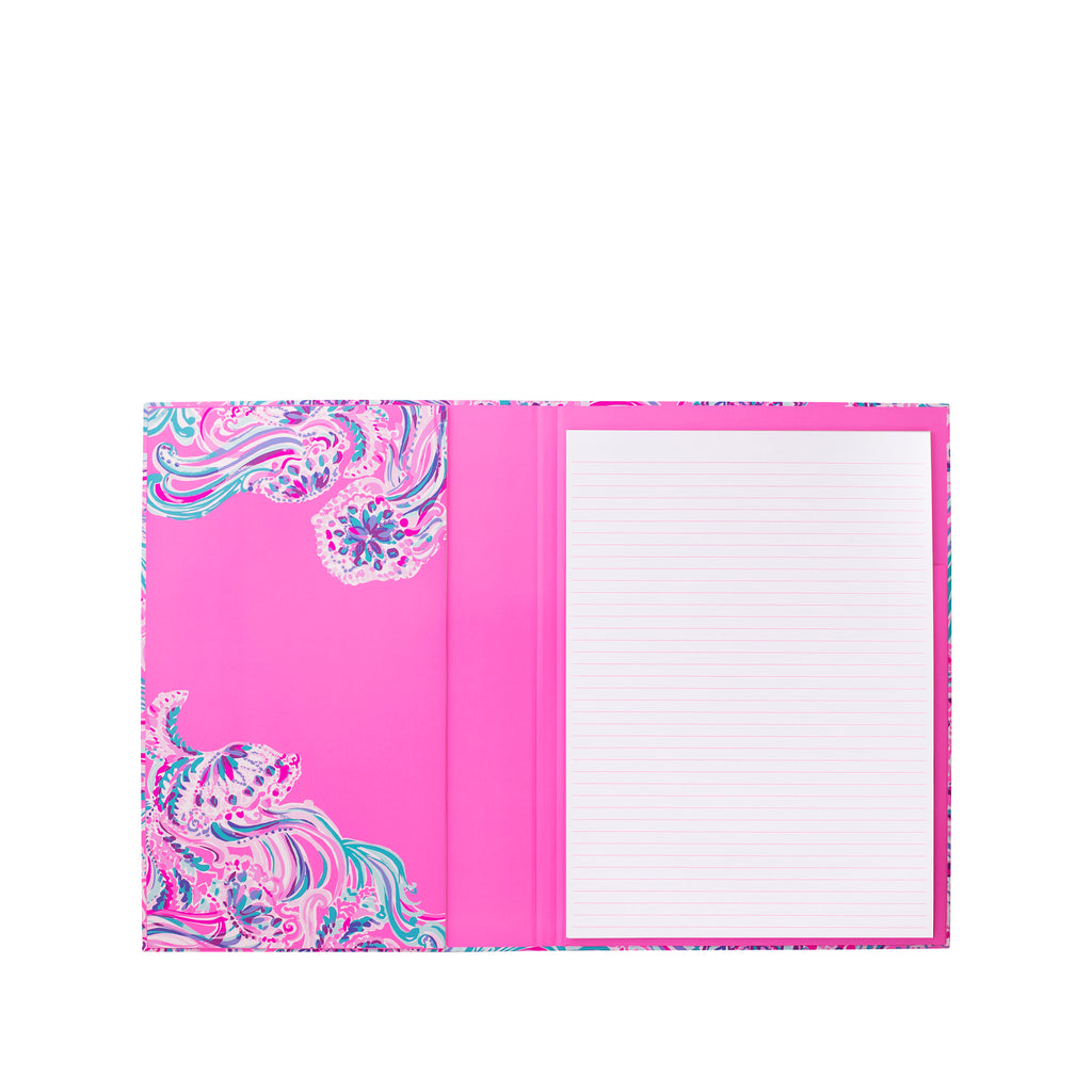 Lilly Pulitzer Clipboard Folio, Don't Be Jelly