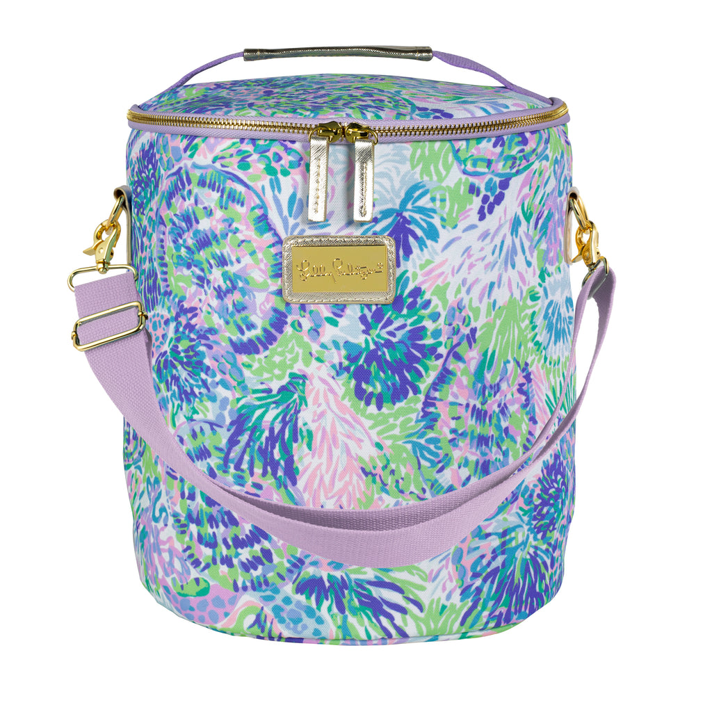 Lilly Pulitzer Beach Cooler, Shell of a Party