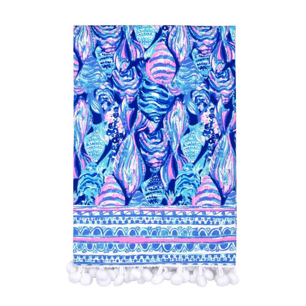 Lilly Pulitzer dinner napkins, scale up