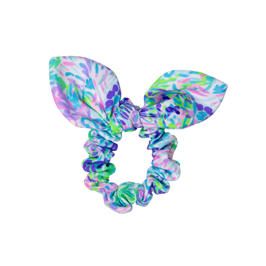 Lilly Pulitzer Hair Scrunchie, Shell of a Party