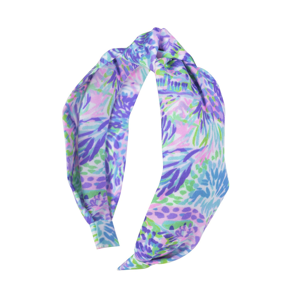 Lilly Pullitzer Headband, Shell of a Party
