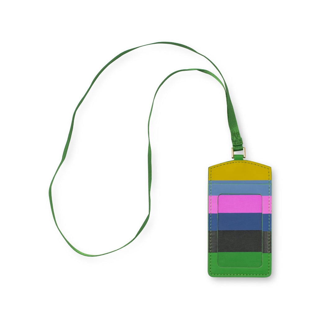 kate spade new york i.d. holder, enchanted stripe