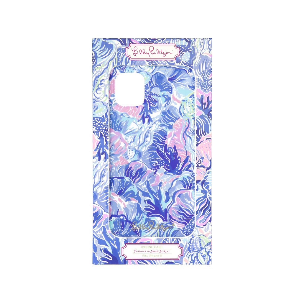 Lilly Pulitzer Iphone case 11 - TPU, Shade Seekers