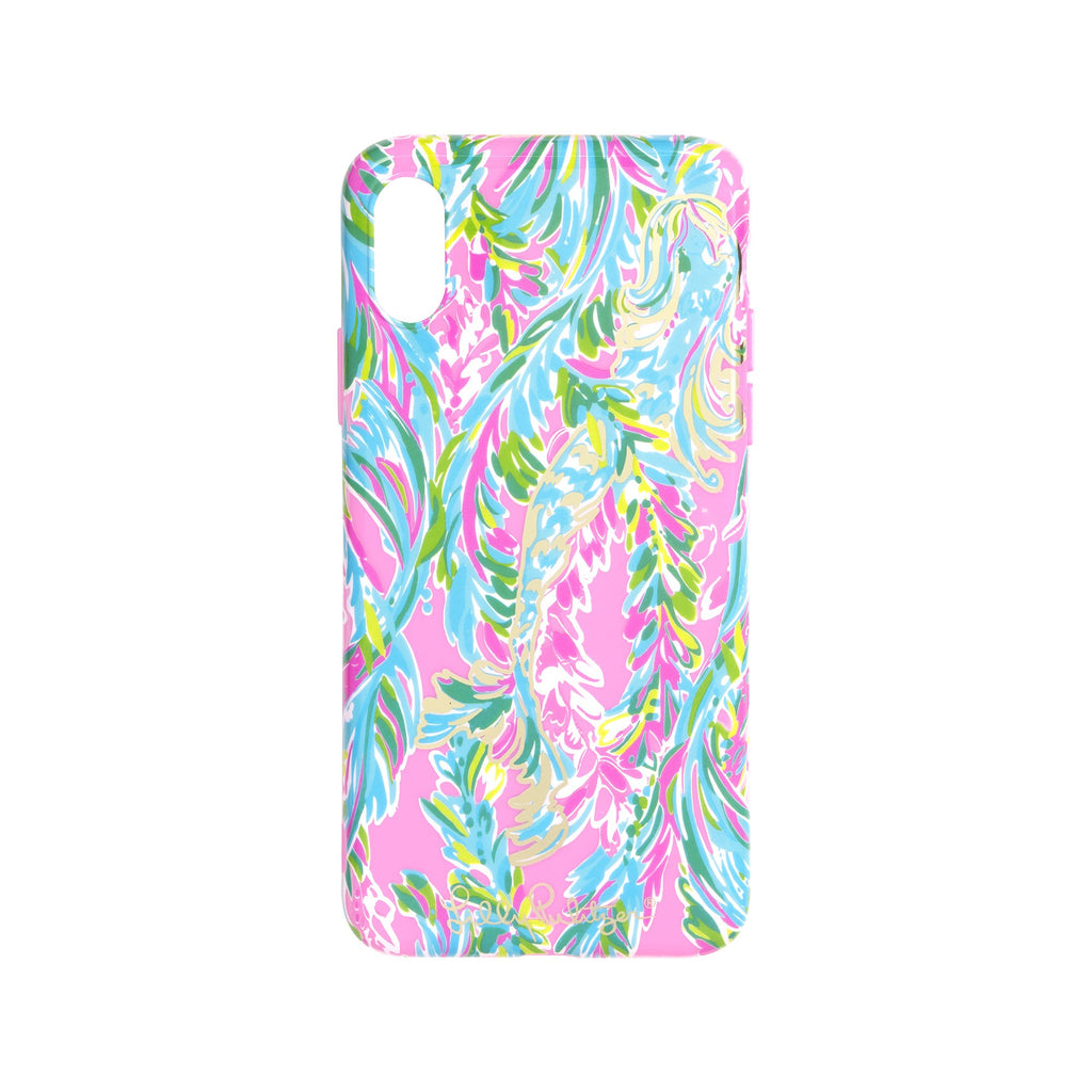 Lilly Pulitzer Iphone case XS - TPU, Unicorn Of The Sea