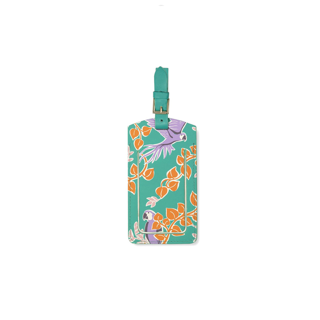 kate spade new york luggage tag, bird party