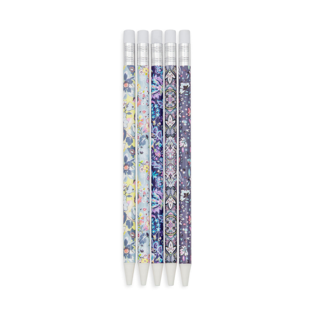 Vera Bradley Mechanical Pencil Set, Summer 20 Medley