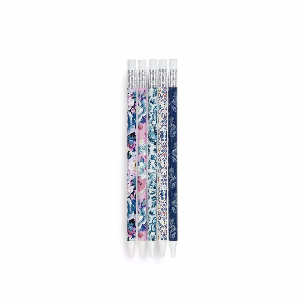 vera bradley mechanical pencil set, Spring Medley