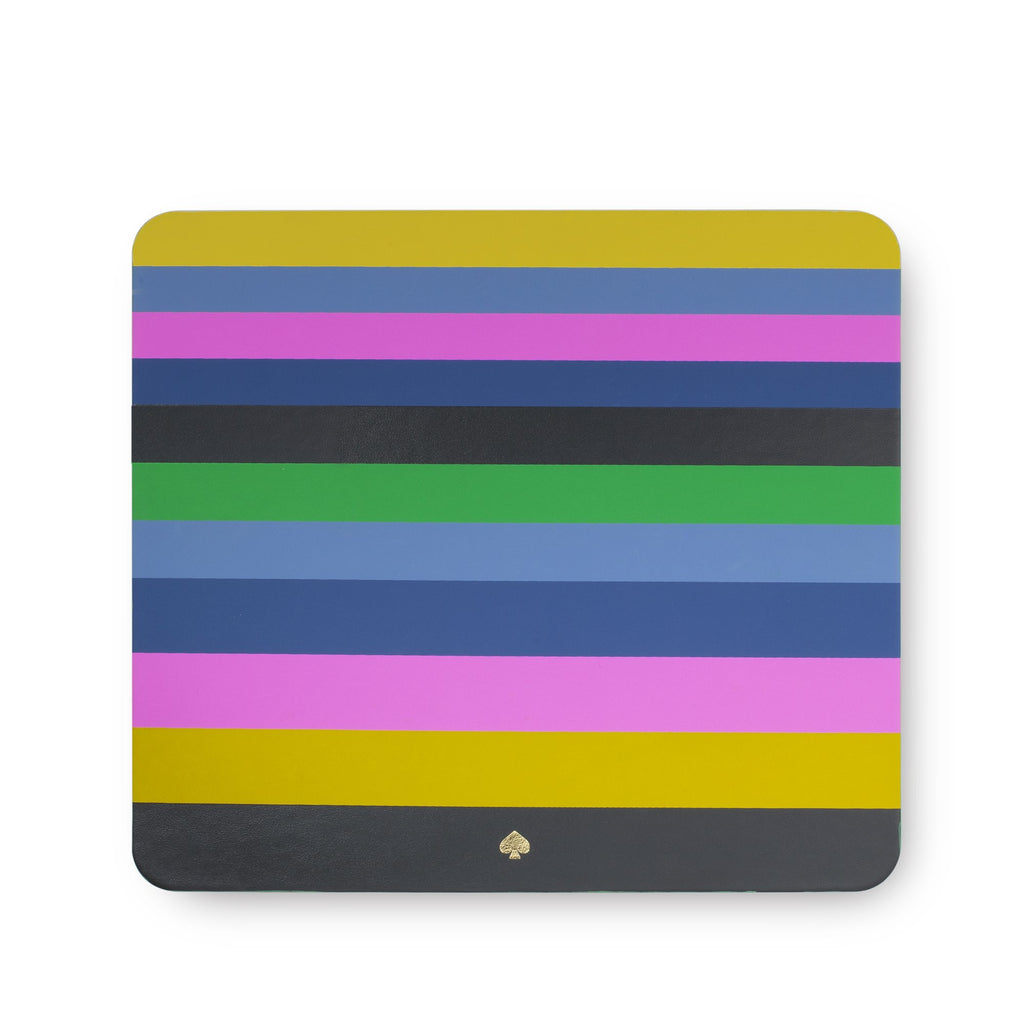 kate spade new york mouse pad, enchanted stripe