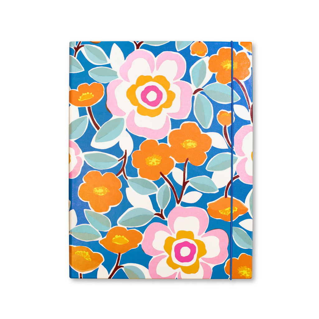 kate spade new york notepad folio, pop floral