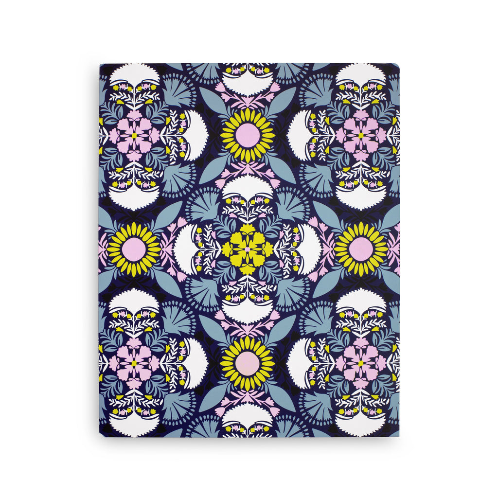 Vera Bradley Pocket Folder, Plaza Tile