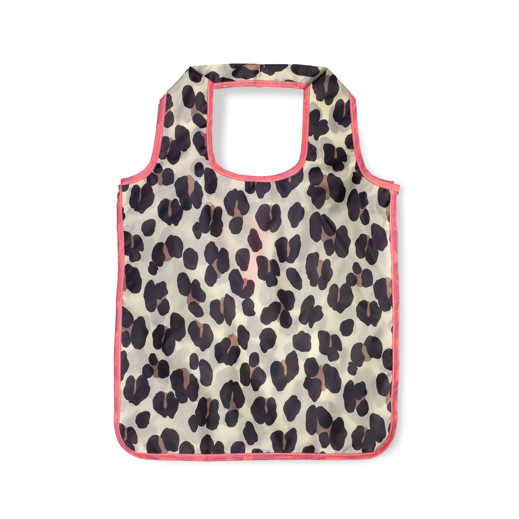 kate spade new york reusable shopper tote, forest feline