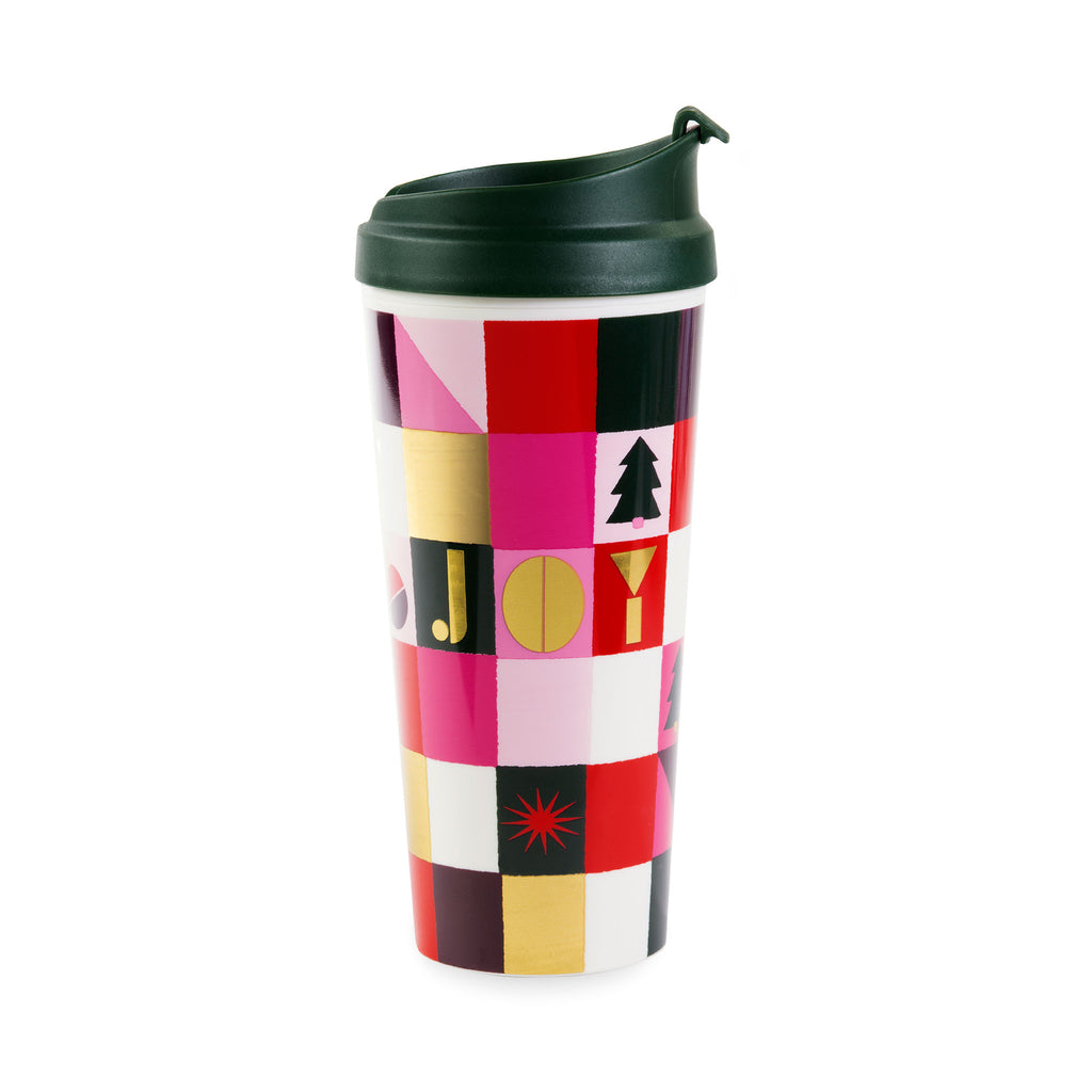 Kate Spade New York Thermal Mug, Joy