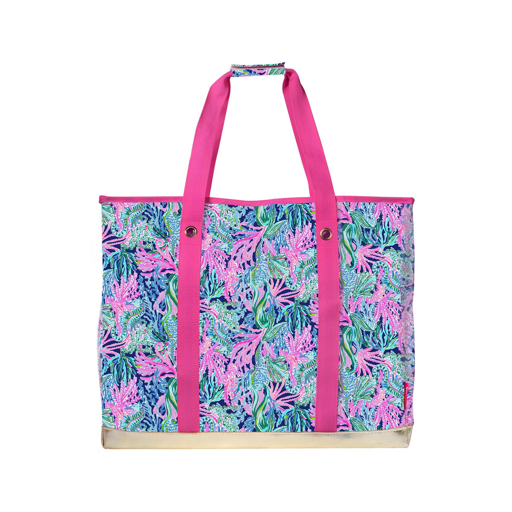 Lilly Pulitzer Ultimate Carryall, Bringing Mermaid Back