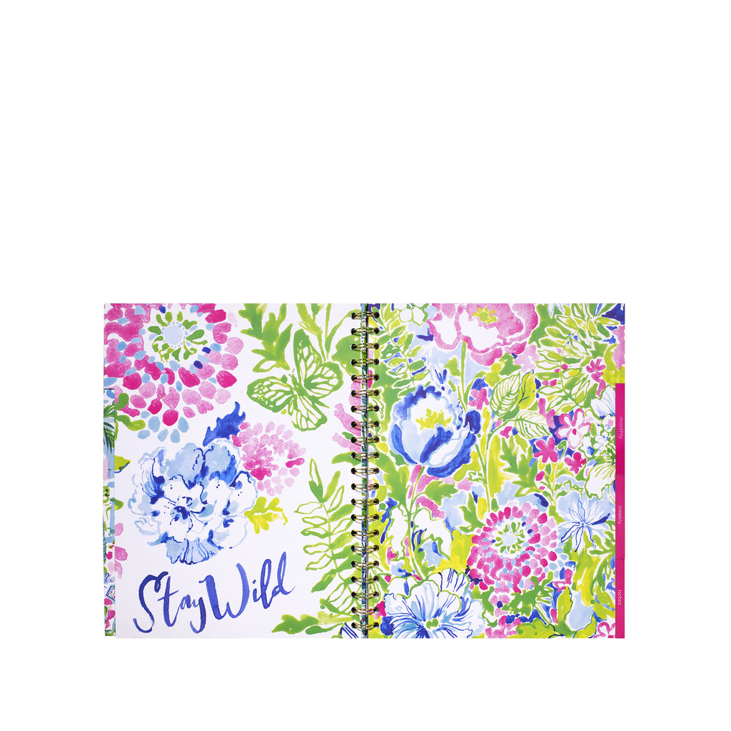 Lilly Pulitzer Weekly To Do Undated Planner, Bringing Mermaid Back