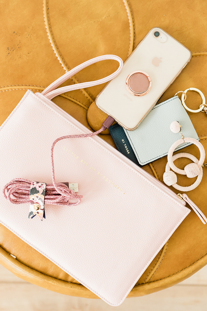 Wristlet, A Little Bit Of Everything (Blush)
