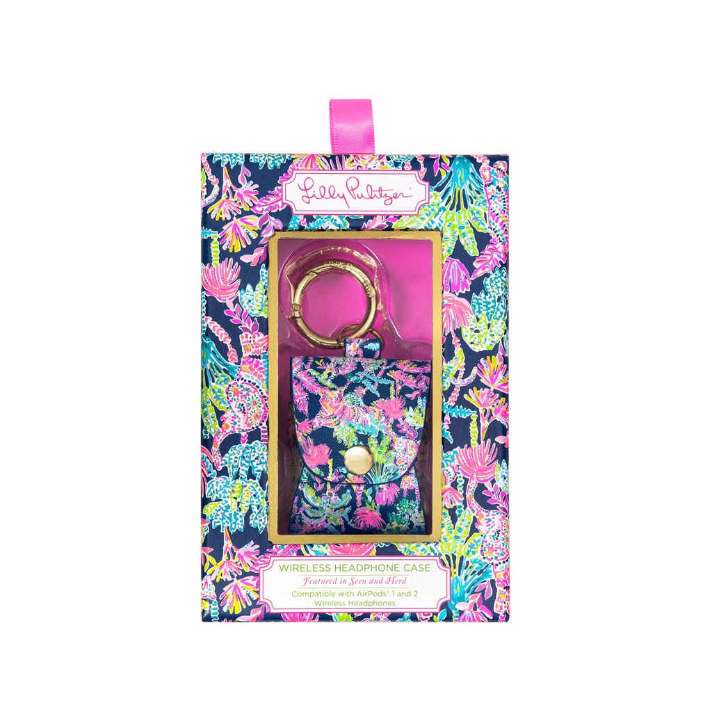 Lilly Pulitzer Airpod Holder, Seen and Herd