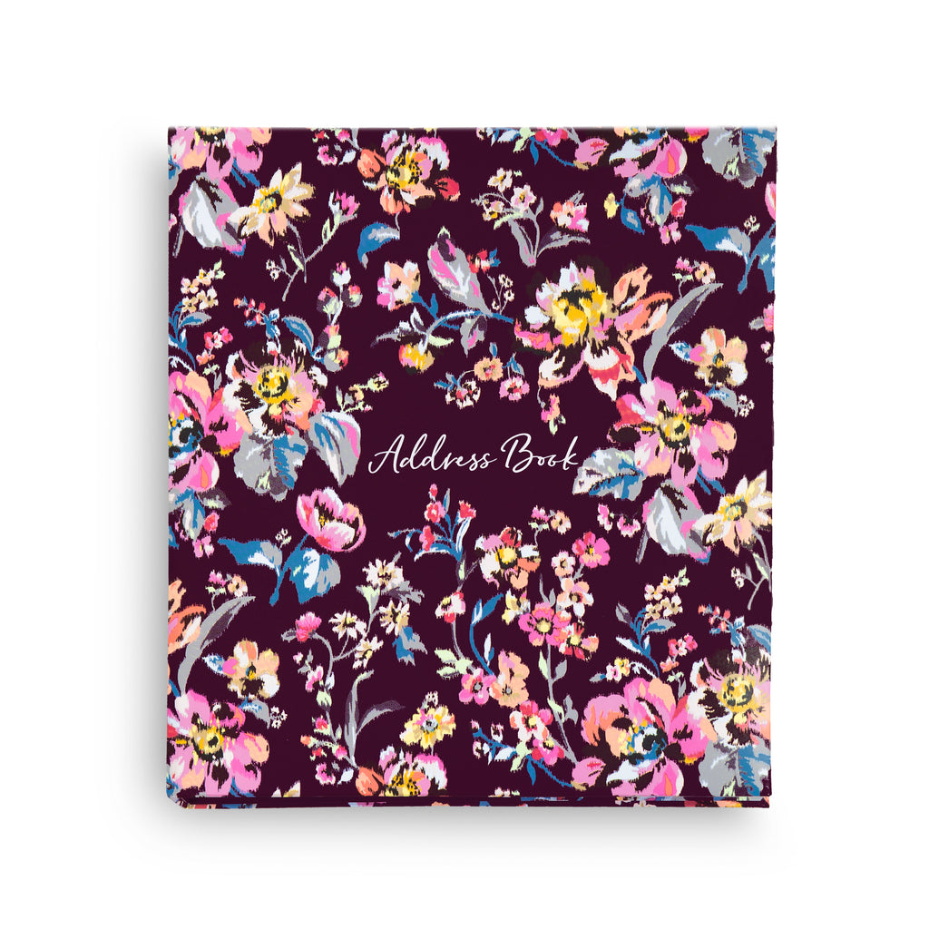 Vera Bradley Address Book, Indiana Rose