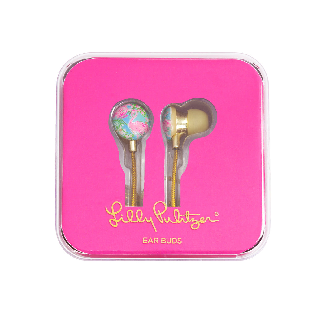 Lilly Pulitzer Earbuds, Floridita