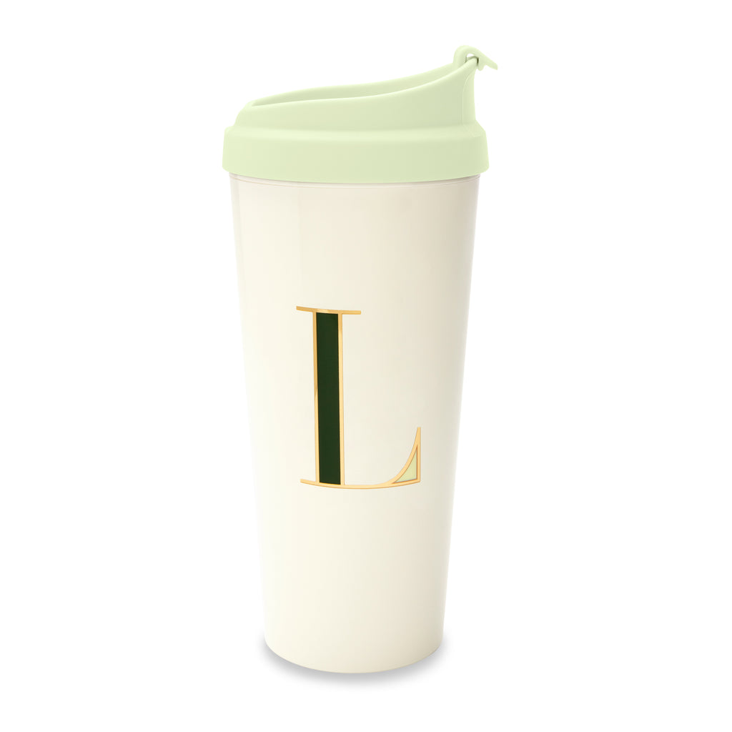kate spade new york Initial Thermal Mug, L