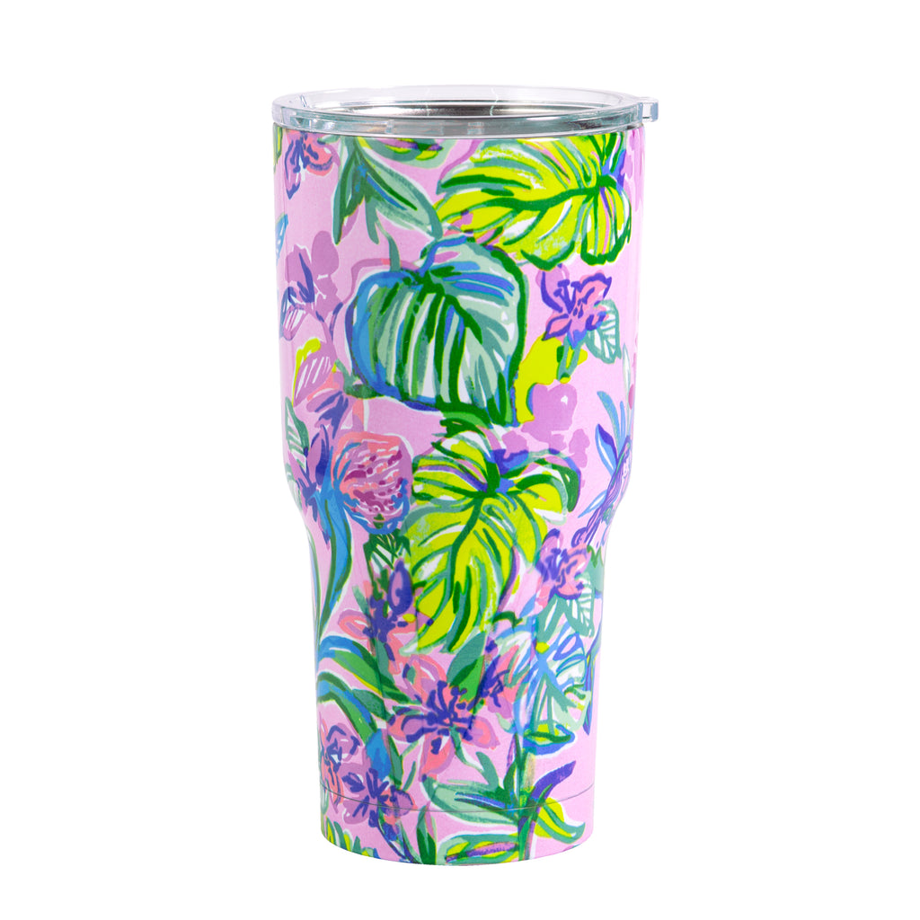 Lilly Pulitzer Insulated Tumbler, Mermaid in the Shade
