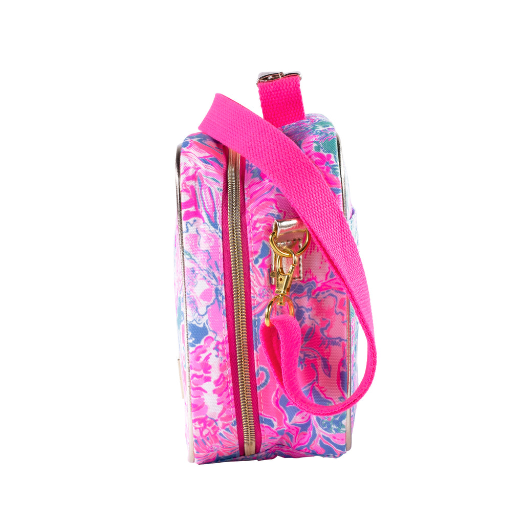 Lilly Pulitzer Lunch Bag, Viva La Lilly