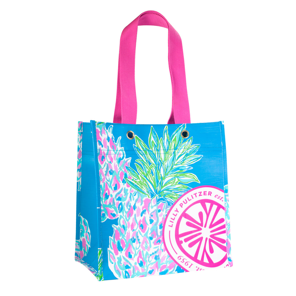 Lilly Pulitzer Market Tote,  Swizzle Out