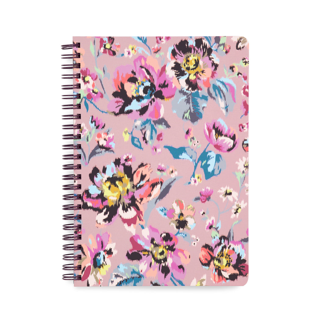 Vera Bradley Mini Notebook With Pocket, Indiana Rose