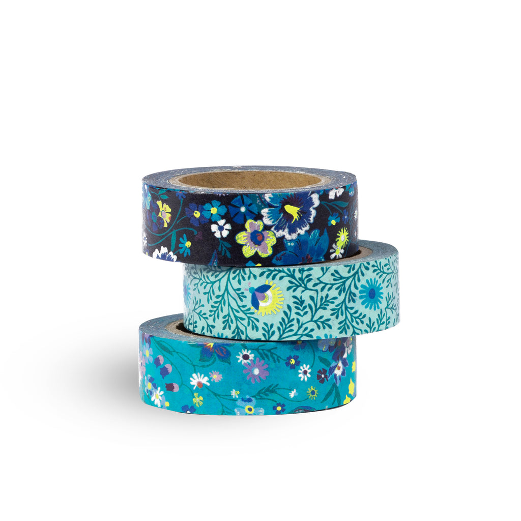 Vera Bradley Decorative Tape, Moonlight Garden