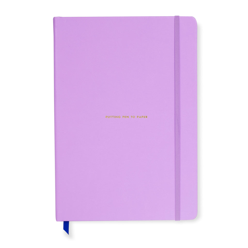 kate spade new york Take note XL Notebook, Putting Pen to Paper