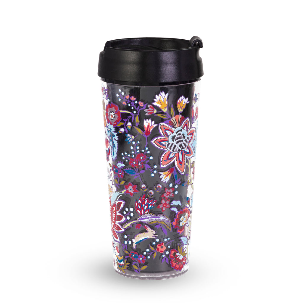Vera Bradley Travel Thermal, Foxwood Floral