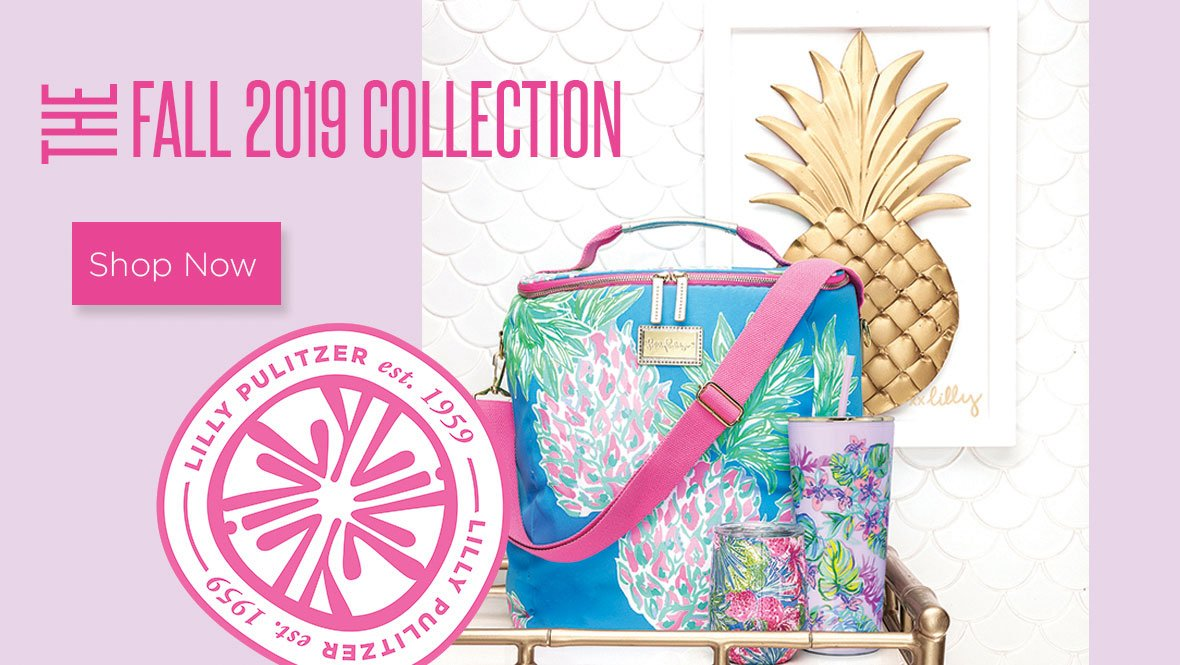Lilly Pulitzer Fall 2019